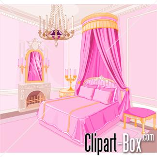 Clipart girls bedroom svg stock Bedroom Clipart | Clipart Panda - Free Clipart Images svg stock
