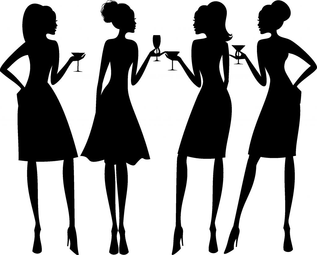Clipart girls night picture library library Free Ladies Night Cliparts, Download Free Clip Art, Free Clip Art on ... picture library library