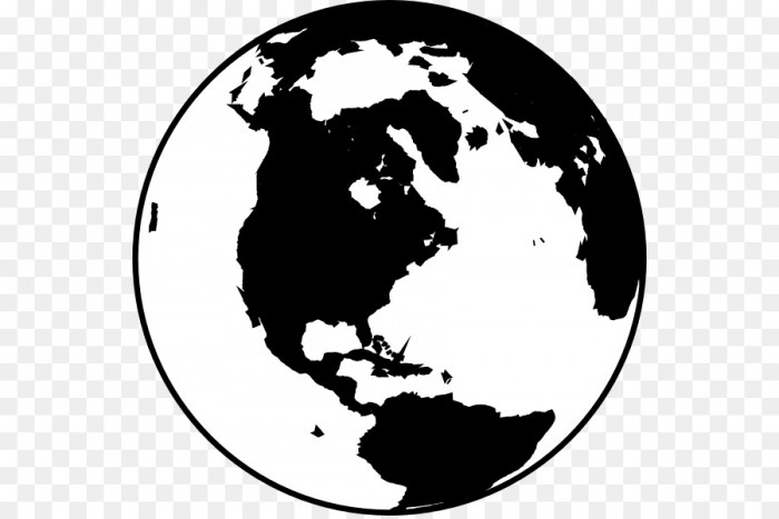 Clipart globe earth black white banner transparent download Globe Black And White World Clip Art Earth Black And White Globe Png ... banner transparent download