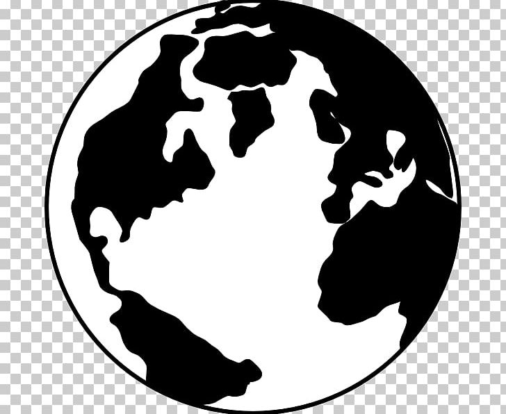 Clipart globe earth black white clip art freeuse download Globe World Black And White PNG, Clipart, Black And White, Black And ... clip art freeuse download