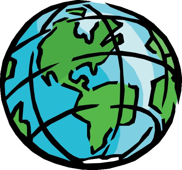 Clipart globe free image black and white Free Globe Cliparts, Download Free Clip Art, Free Clip Art on ... image black and white