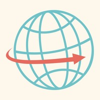 Clipart globe with arrow graphic free library Globalization Globalisation Services Service Logistic Logistics ... graphic free library