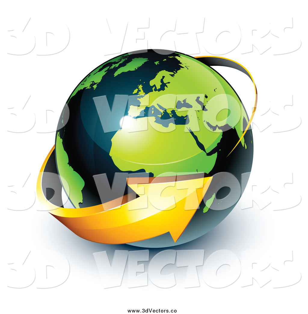 Clipart globe with arrow picture transparent library Clipart globe with arrow - ClipartFest picture transparent library