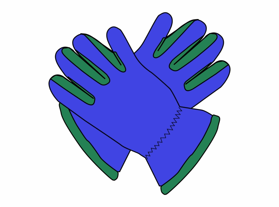 Clipart golves png black and white download Glove Clip Art - Gloves Clipart Png Free PNG Images & Clipart ... png black and white download
