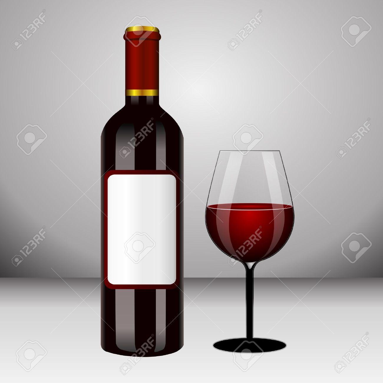 Clipart glser und flaschen image library stock Weißwein Glas Lizenzfreie Vektorgrafiken Kaufen: 123RF image library stock