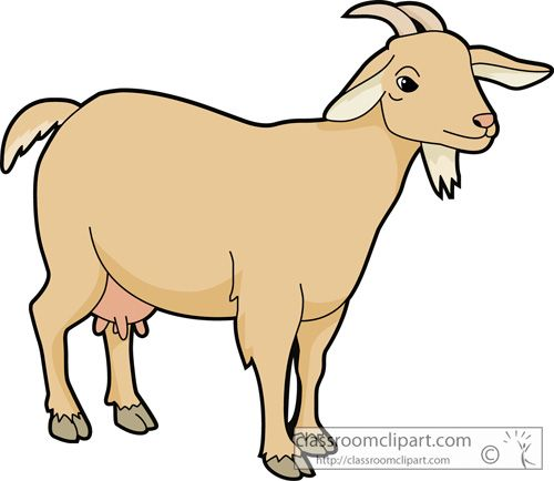 Clipart goats free clip free Goat Clipart to Download - ClipartCow | goat | Goats, Goat art, Goat ... clip free
