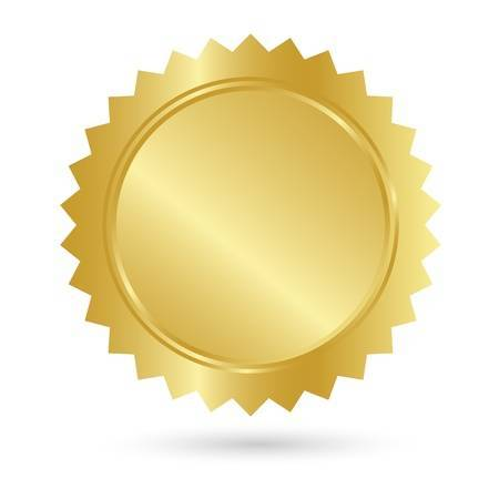 Clipart gold seal jpg royalty free stock Gold seal clipart » Clipart Portal jpg royalty free stock