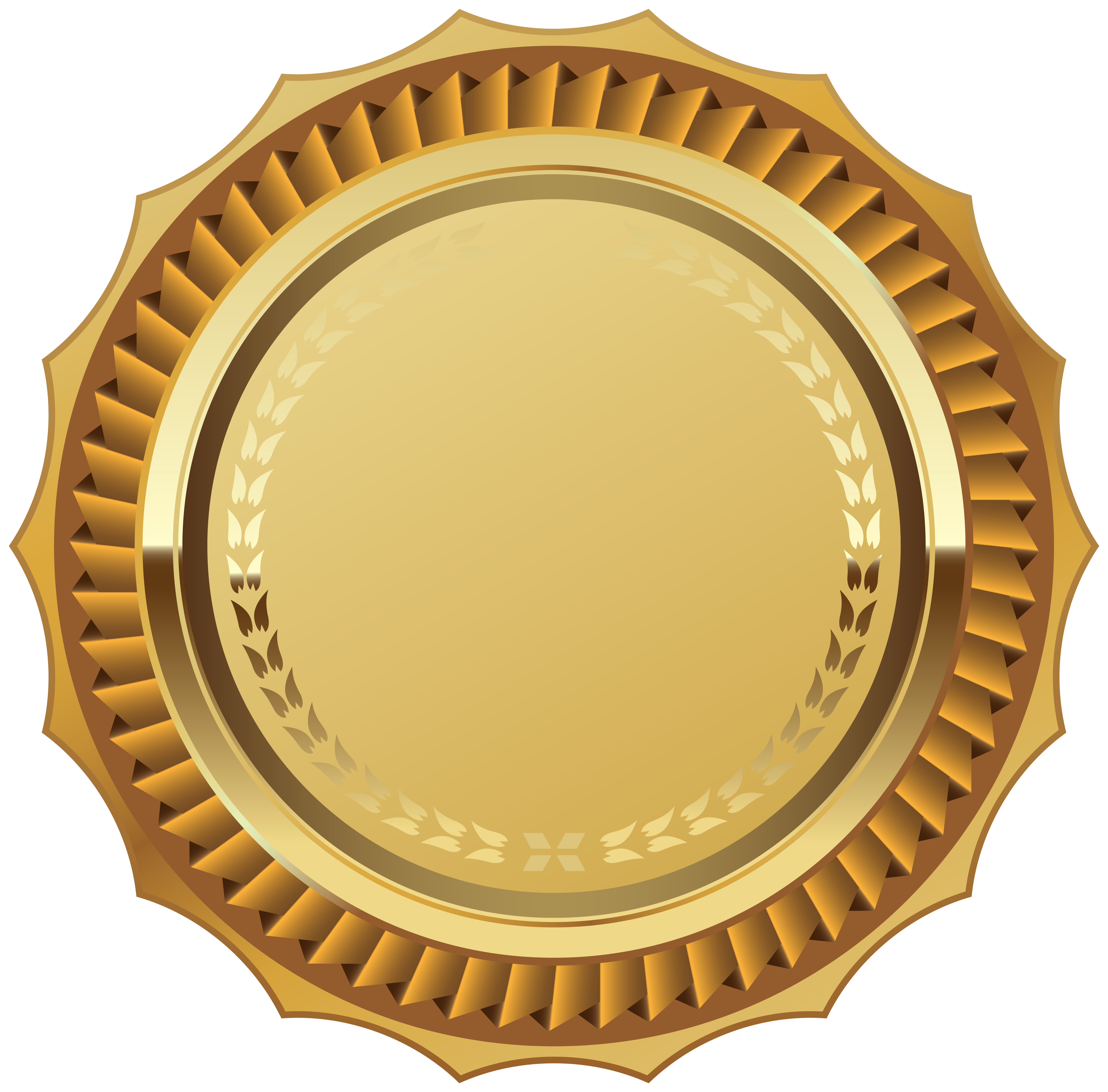 Clipart gold seal graphic freeuse download Gold Seal with Ribbon PNG Clipart Image | Gallery Yopriceville ... graphic freeuse download