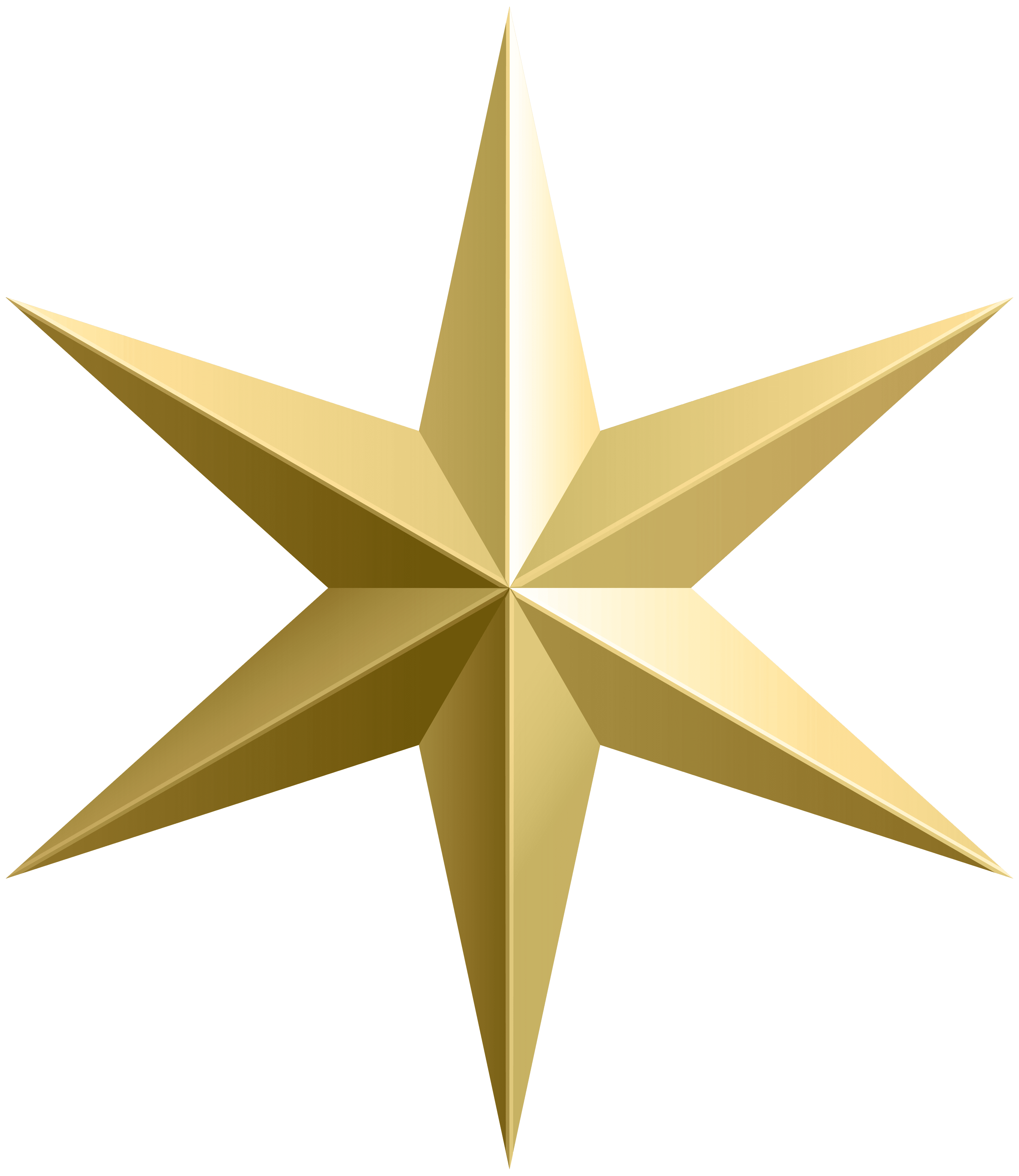 Clipart gold star svg transparent Gold Star Transparent Clip Art Image svg transparent