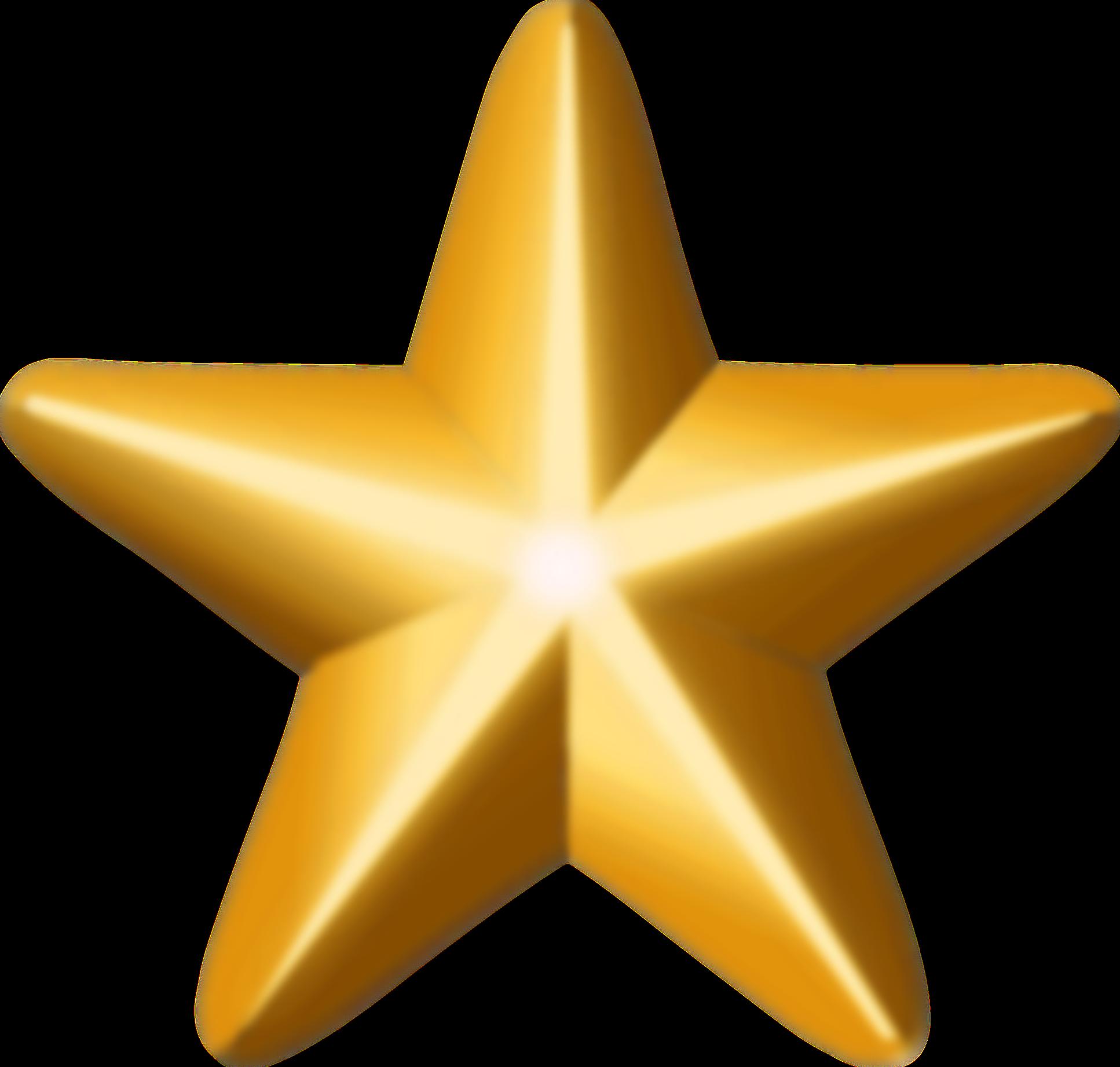 Clipart gold star award clip Gold Star Image Group (41+) clip