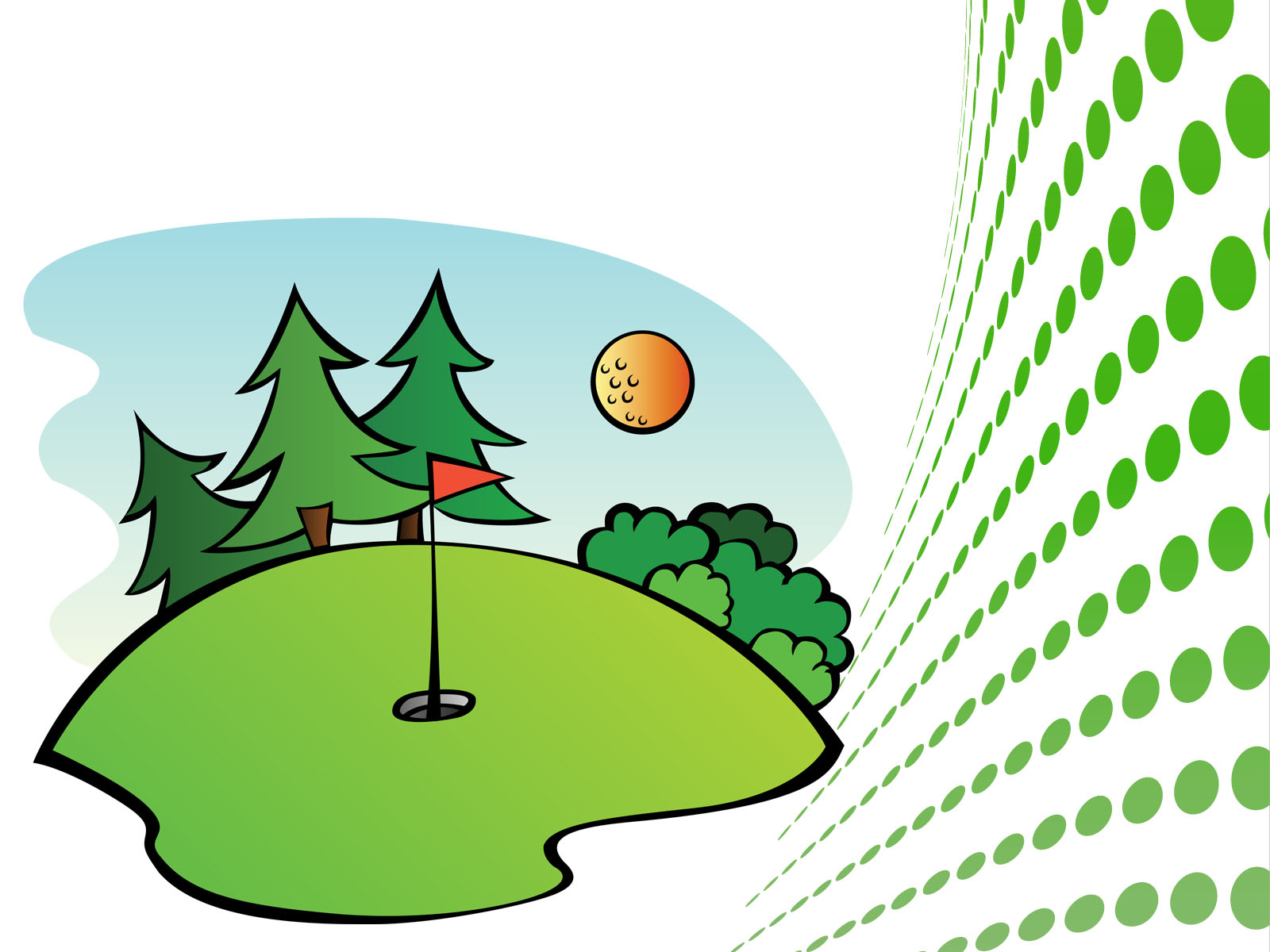 Clipart golf course picture free library Free Clipart Golf | Free download best Free Clipart Golf on ... picture free library
