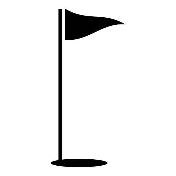 Clipart golf flag clip art library download Collection of 14 free Flags clipart golf aztec clipart vintage ... clip art library download