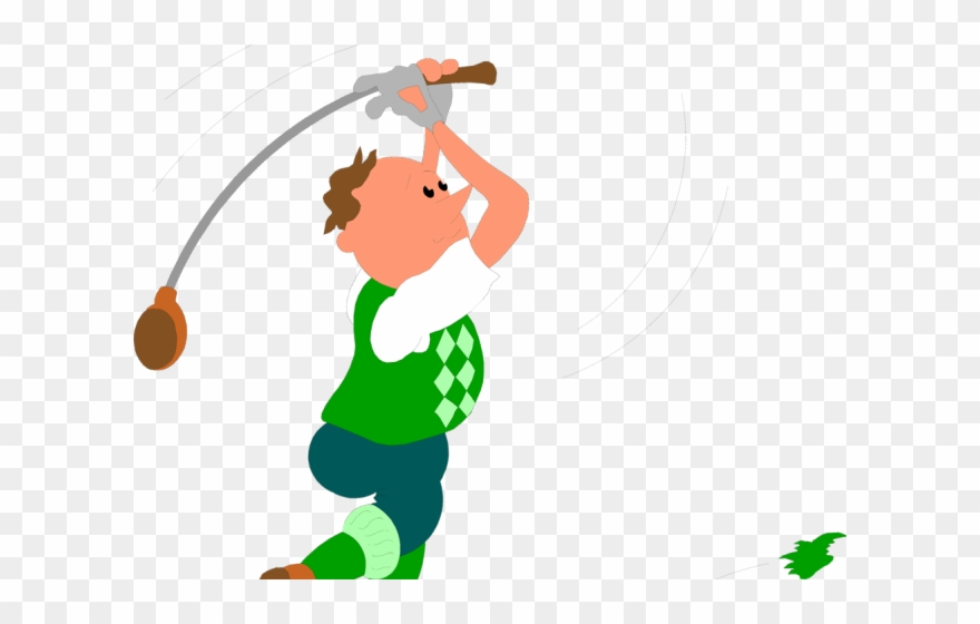 Clipart golf swing picture black and white download Golf Clipart Kid Golf - Golf Swing Clip Art - Png Download (#799655 ... picture black and white download