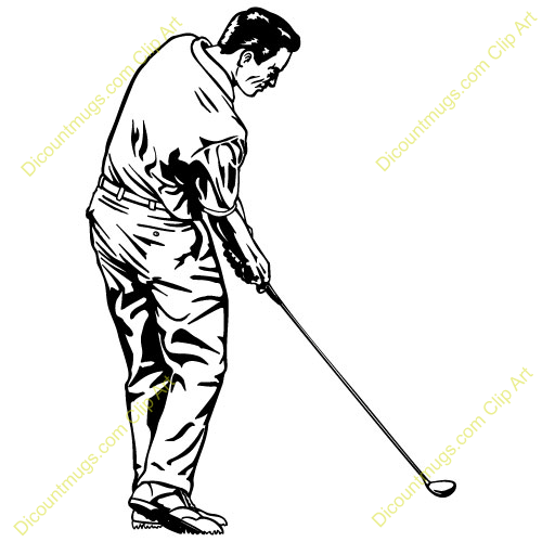 Clipart golf swing image royalty free Golf swing clipart 2 » Clipart Portal image royalty free