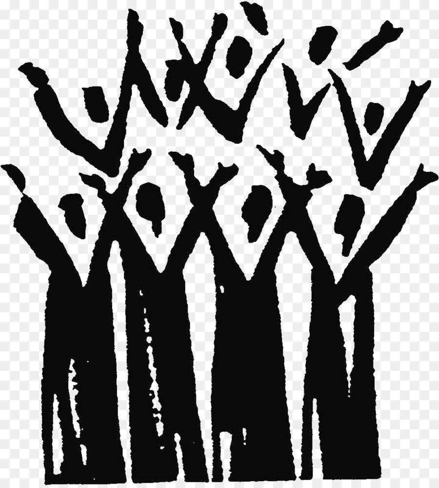 Clipart gospel music download freeuse stock Download Free png Gospel music Choir Clip art Singing Traditional ... freeuse stock