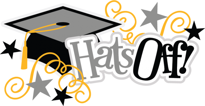 Clipart graduation cap and gown scrolls money picture transparent download Hats Off SVG scrapbook title graduation svg files graduate svg files ... picture transparent download