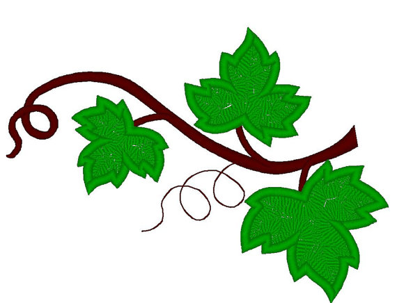 Grape Leaf Clip Art | Free download best Grape Leaf Clip Art on ... svg transparent download