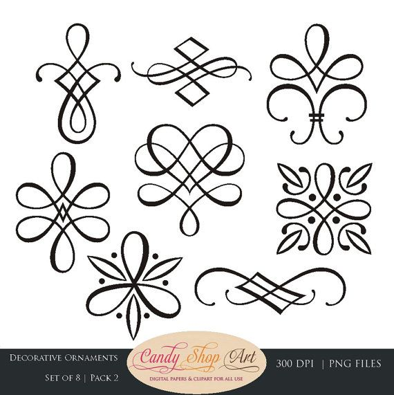 Clipart graphic banner black and white stock 17 Best ideas about Wedding Clip Art on Pinterest | Watercolor ... banner black and white stock