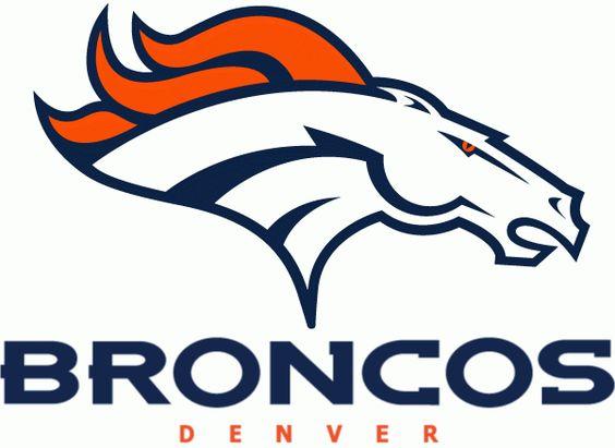 Clipart graphics image free Broncos Logo Clip Art Free | Free ★ Football Clipart: graphics to ... image free