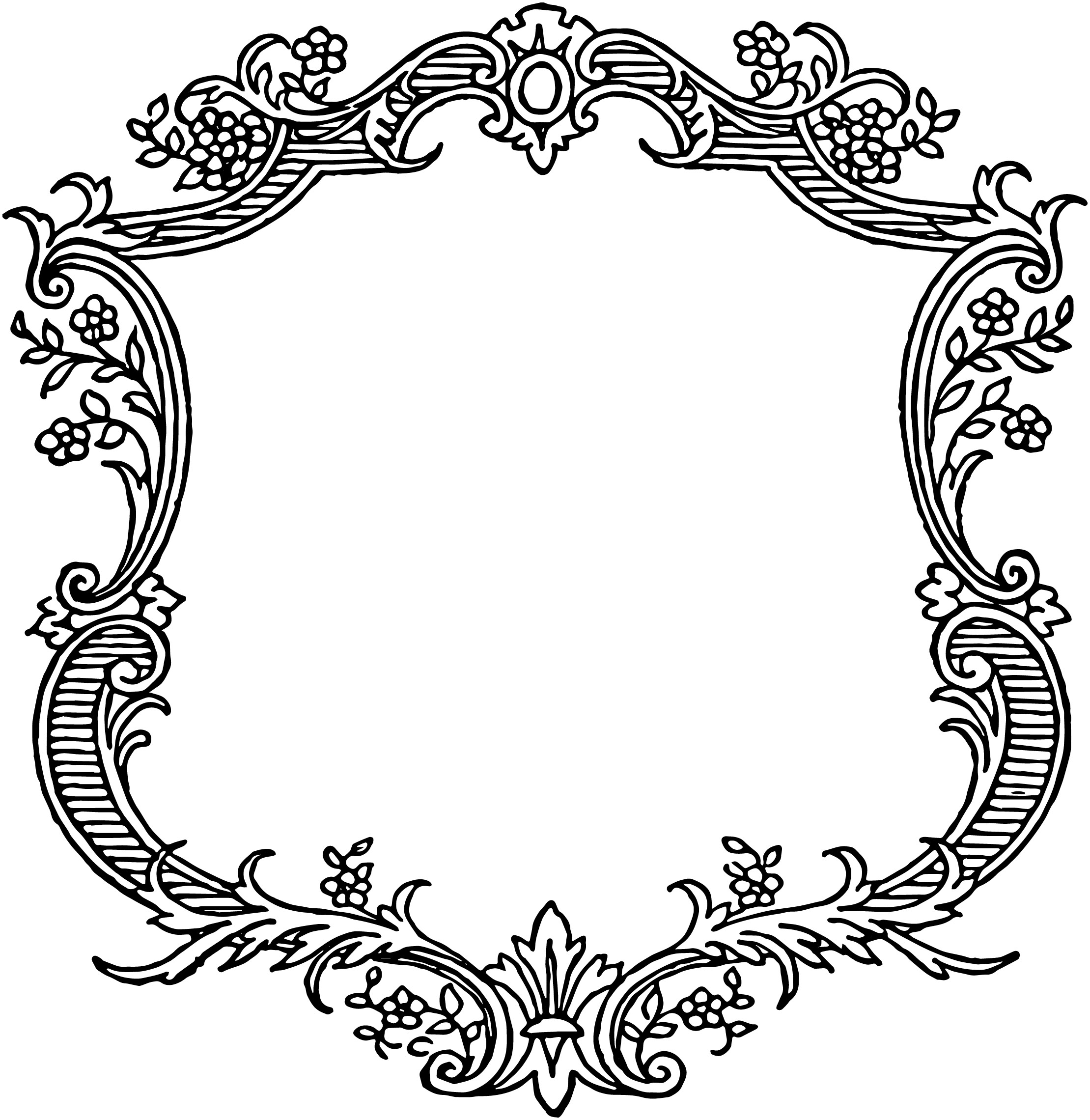 Clipart graphics free download clipart black and white download Vector Border | Free Download Clip Art | Free Clip Art | on ... clipart black and white download