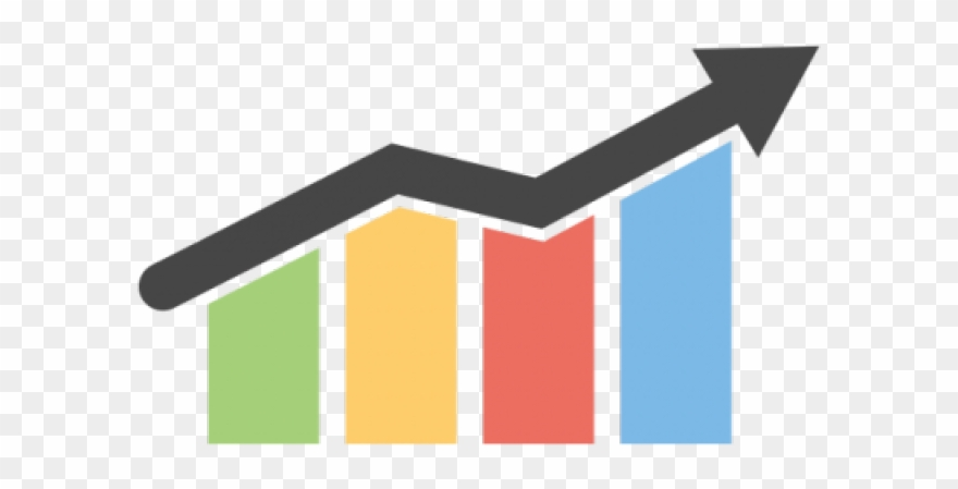 Clipart graphs image download Graph Clipart Rating - Business Growth Icon Png Transparent Png ... image download