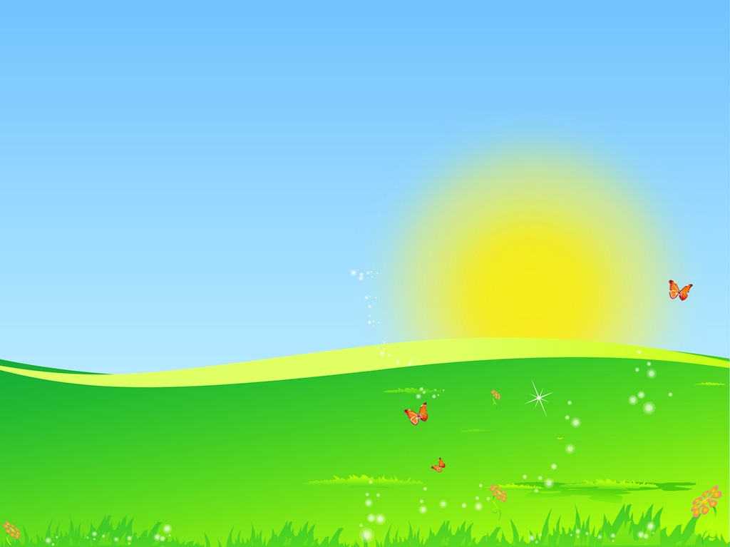 Nature clipart wallpaper png library library Grass field background clipart - Clip Art Library png library library