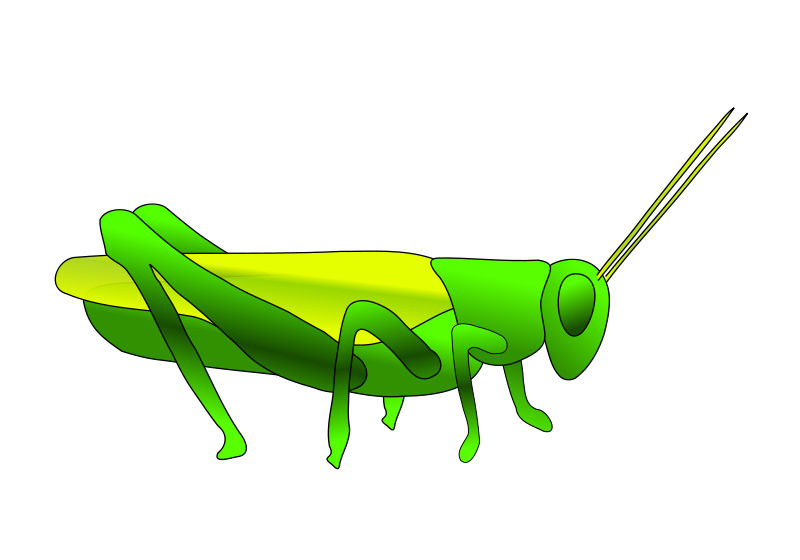 Clipart grasshopper freeuse library Free Clipart: Grasshopper | Anonymous freeuse library