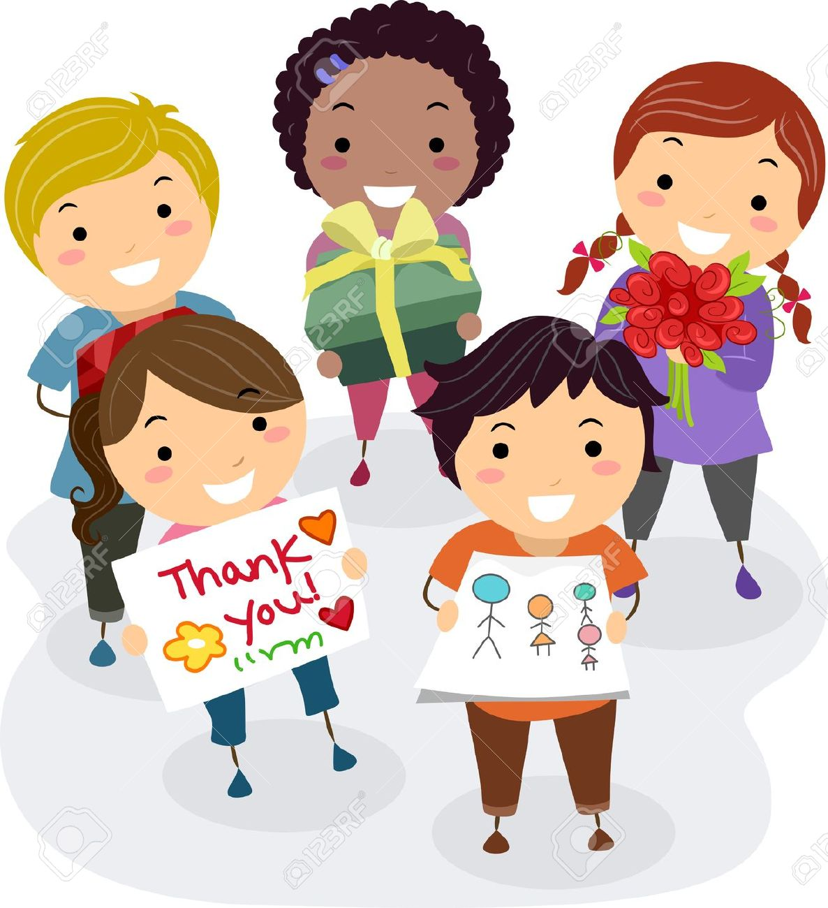 Clipart grateful png freeuse stock Thankful People Clipart - Clip Art Library #318223 - Clipartimage.com png freeuse stock