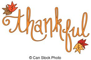 Clipart grateful vector freeuse Thankful Clipart Group with 71+ items vector freeuse