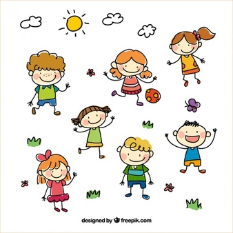 Clipart gratis ninos clipart transparent library Ninos | Fotos y Vectores gratis clipart transparent library