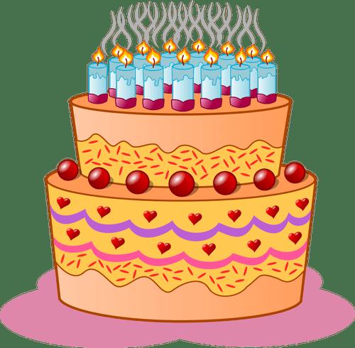 Clipart gratuit anniversaire royalty free library Clipart gratuit gateau anniversaire 4 » Clipart Portal royalty free library
