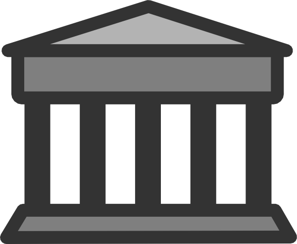 Clipart greelk graphic black and white library Free Greek Temple Cliparts, Download Free Clip Art, Free Clip Art on ... graphic black and white library