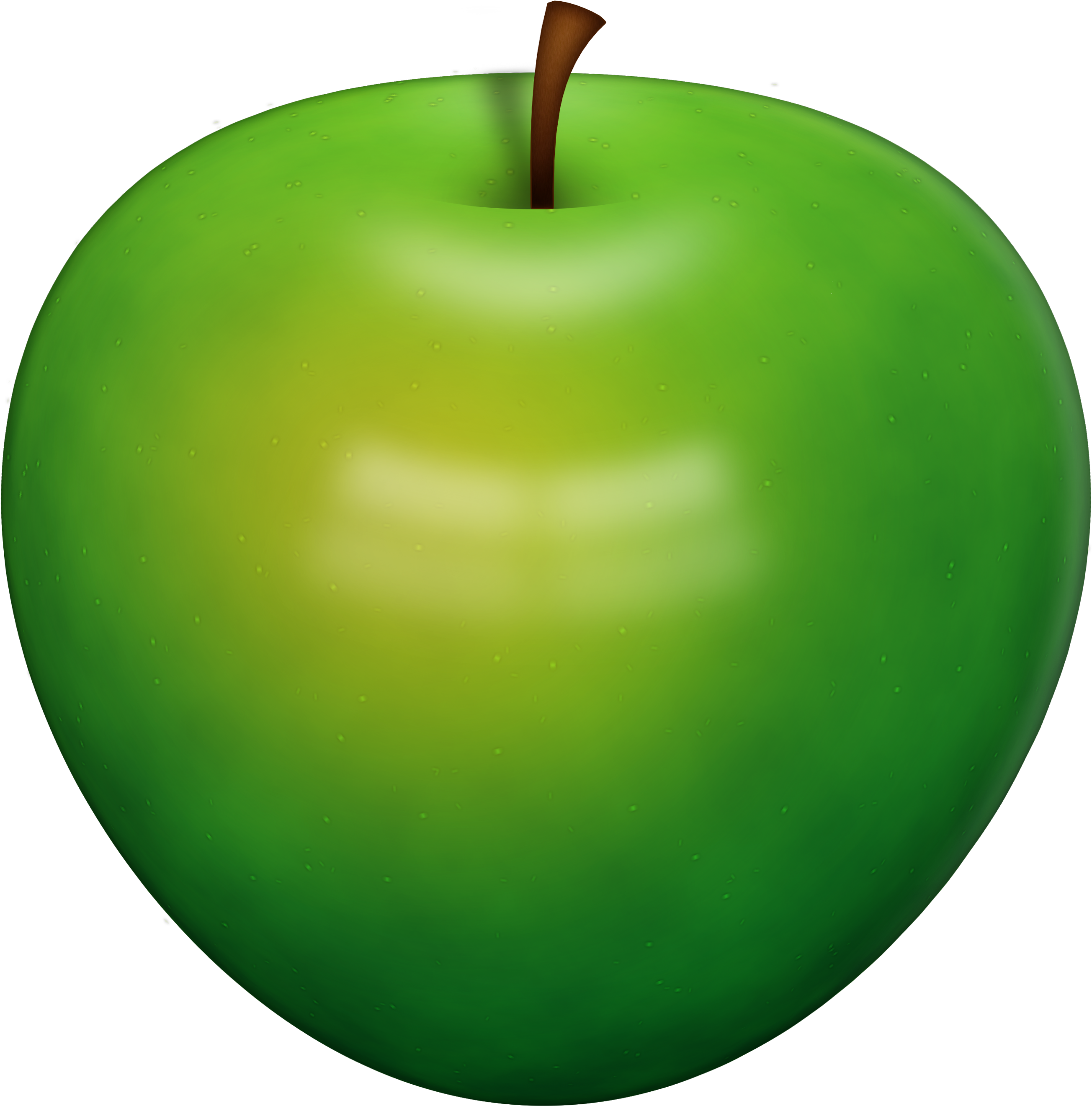 Clipart green apple library Green Apple's PNG Image - PurePNG | Free transparent CC0 PNG Image ... library