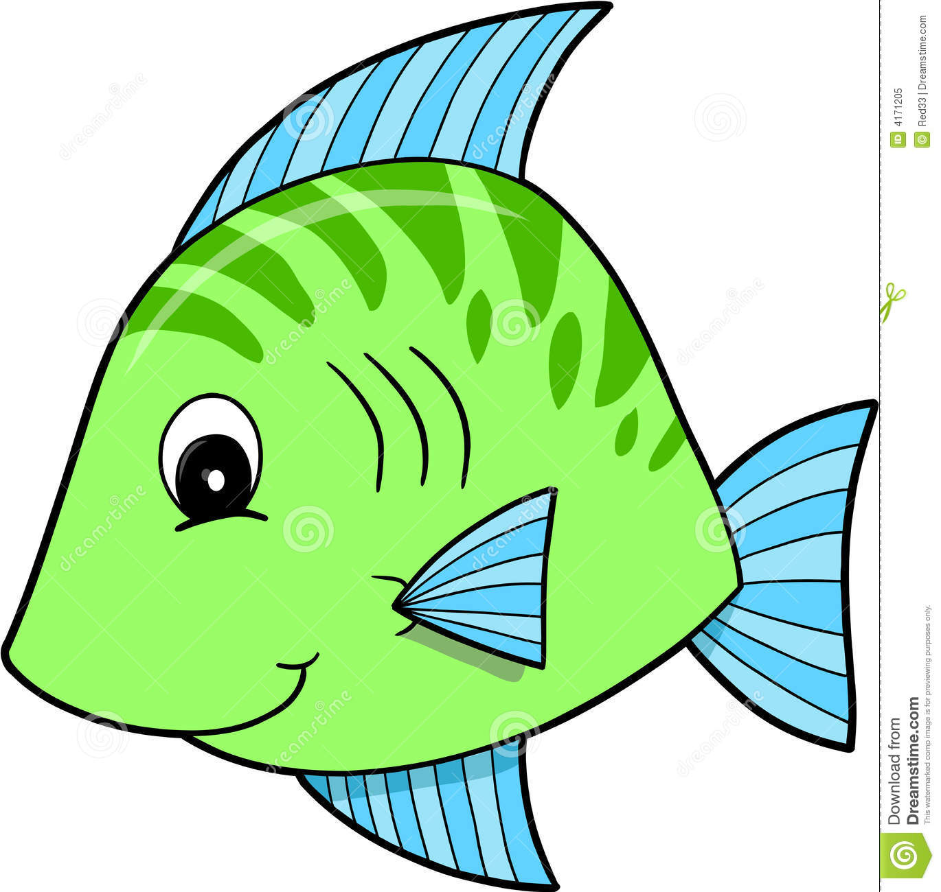 Clipart green fish png freeuse stock Cute Green Fish Vector | Clipart Panda - Free Clipart Images png freeuse stock