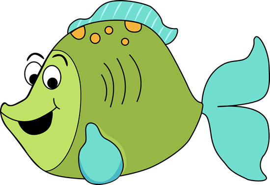 Clipart green fish svg library stock Fish Clip Art | Cartoon Fish Clip Art Image - fun green cartoon fish ... svg library stock