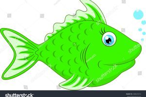 Clipart green fish image library library Green fish clipart 2 » Clipart Portal image library library