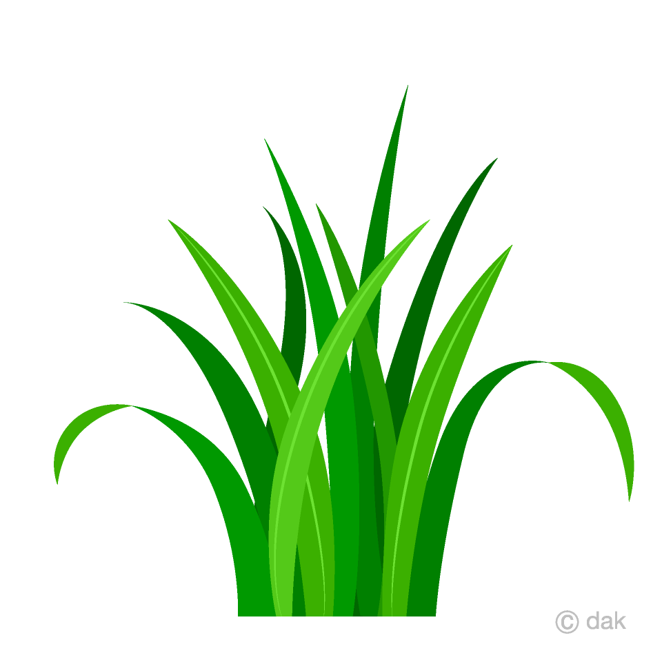 Grass images clipart graphic free Simple Green Grass Clipart Free Picture|Illustoon graphic free