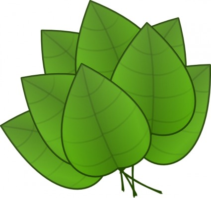 Clipart green leaves banner library download Free Green Leaf Clipart, Download Free Clip Art, Free Clip Art on ... banner library download
