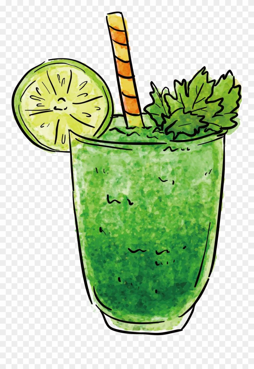 Clipart green smoothie royalty free download Cocktails Clipart Shake Drink - Transparent Green Smoothie Clipart ... royalty free download
