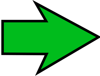 Clipart green tribal arrow right clipart black and white download Green Arrow Clipart - clipartsgram.com clipart black and white download