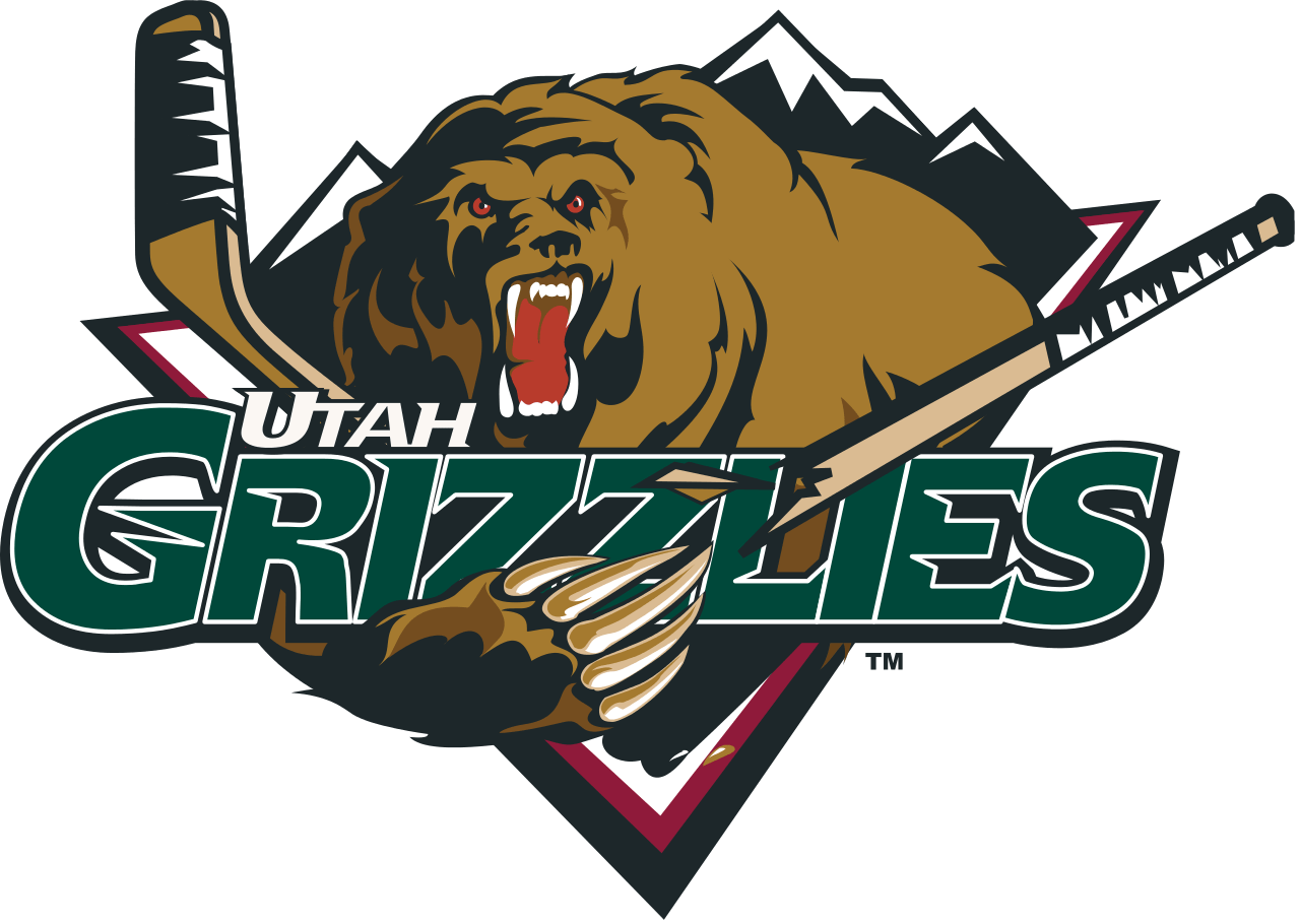 Clipart grizzlies baseball logo clip art royalty free Utah Grizzlies Logo transparent PNG - StickPNG clip art royalty free
