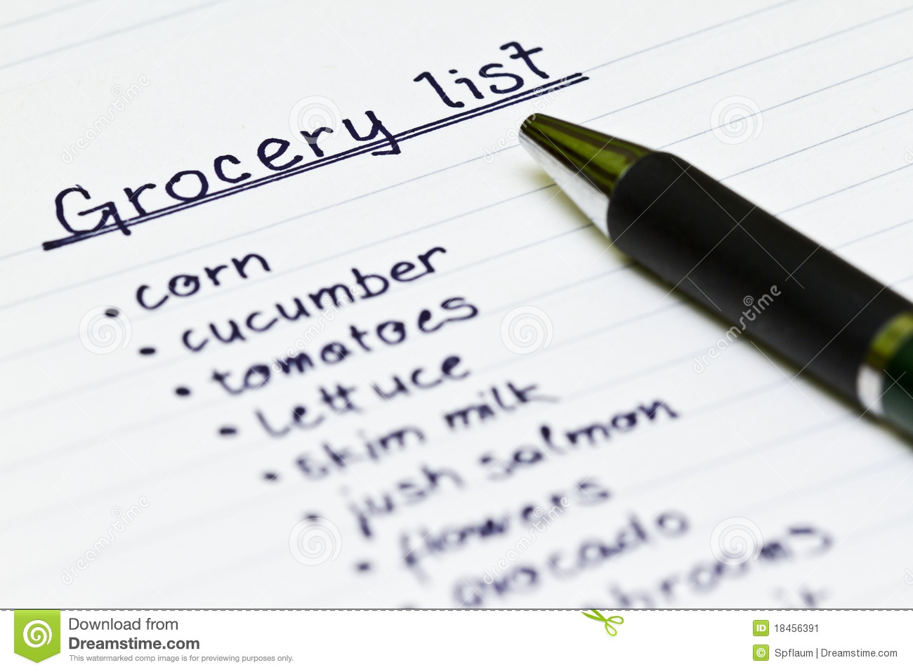 Clipart grocery list clip black and white download Clipart grocery list - ClipartFest clip black and white download