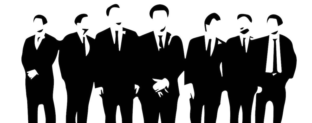 Clipart groomsmen banner freeuse download Do We Even Need Men? | Literary Hub banner freeuse download