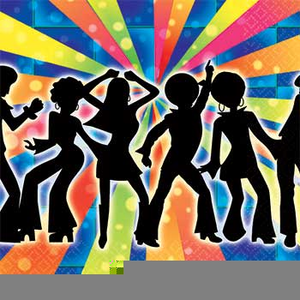 Clipart groovy jpg stock Groovy Girl Dancing Clipart | Free Images at Clker.com - vector clip ... jpg stock