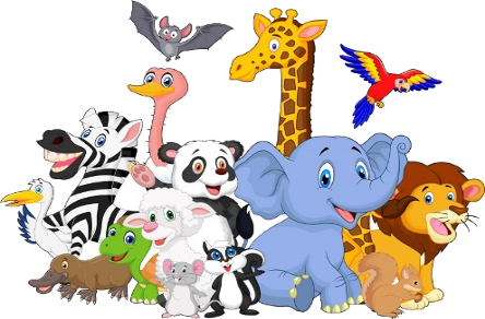 Clipart group of animals svg royalty free download Animal Groups Cute Baby And Animal Pictures - Free Clipart svg royalty free download