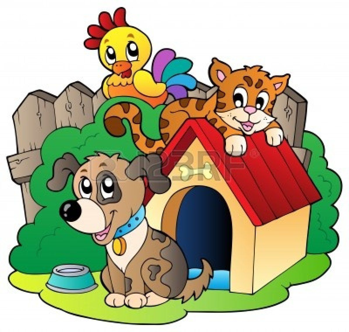 Clipart group of animals jpg free group of animals clipart - Free Large Images | clip art...gmk ... jpg free