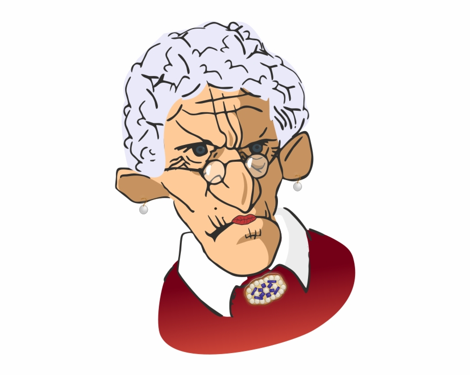 Clipart grumpy old man vector free stock Free Old Woman Photos - Cartoon Grumpy Old Man Free PNG Images ... vector free stock
