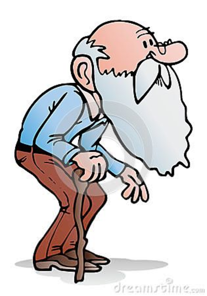 Old clipart images png black and white download Grumpy Old Man Clipart Free | Free Images at Clker.com - vector clip ... png black and white download