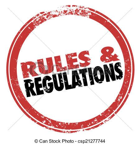 Clipart guidlines picture royalty free Rules and Regulations Red Ink Stamp Follow Laws Guidelines » Clipart ... picture royalty free