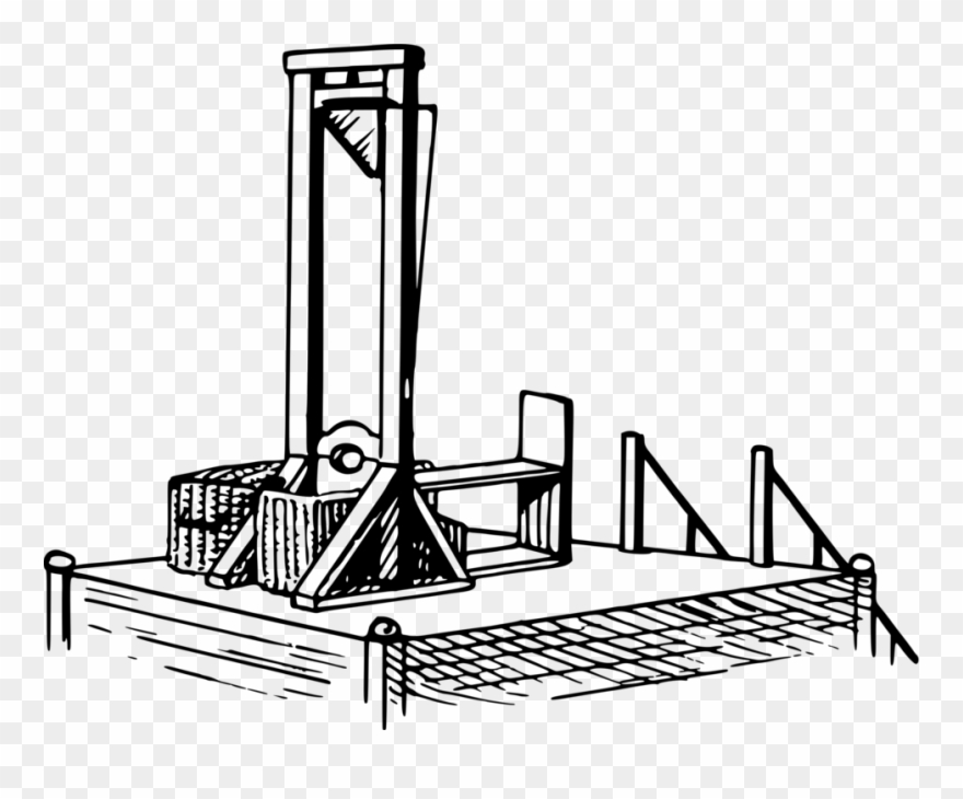Clipart guillotine svg free library Guillotine Global Current Events Computer Icons Capital - Guillotine ... svg free library